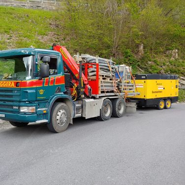 Sondertransport Pinggera Transporte Engadin Spezilatransporte